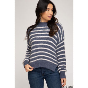 Finding Comfort Sweater - Sweater