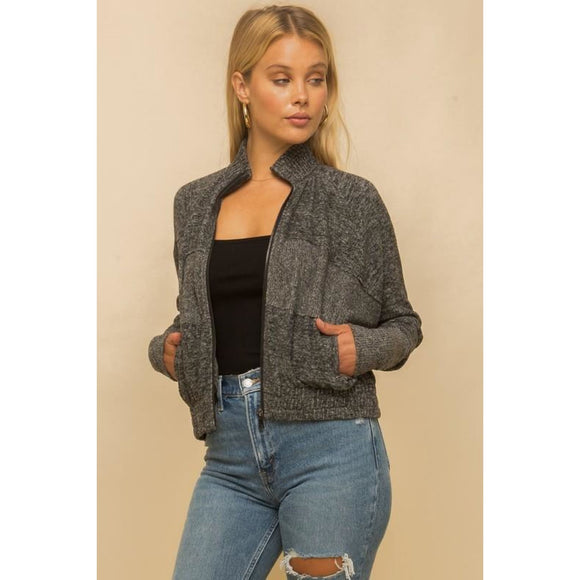Fly Chick Jacket - Tops