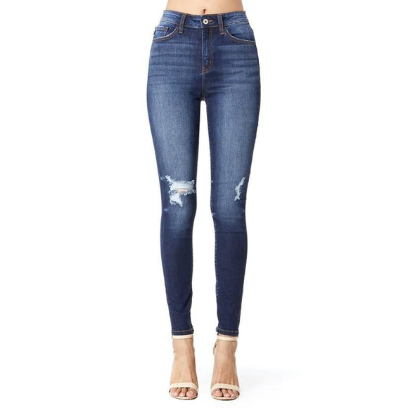 Janessa HR Super Skinnies - Bottoms