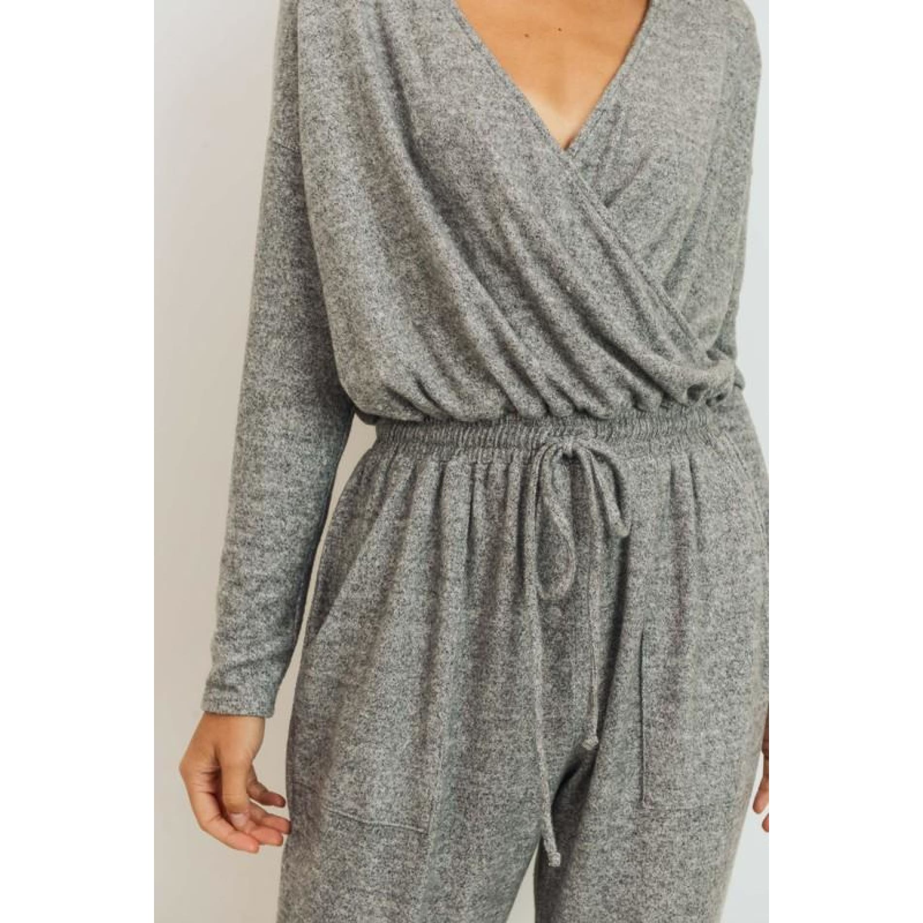 Kiss Me Softly Jumpsuit - Jumpsuit