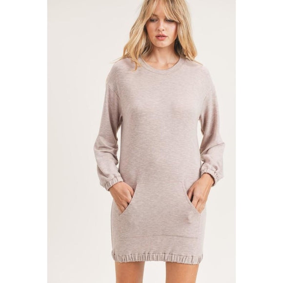 Love Me Not Tunic Dress - Dress