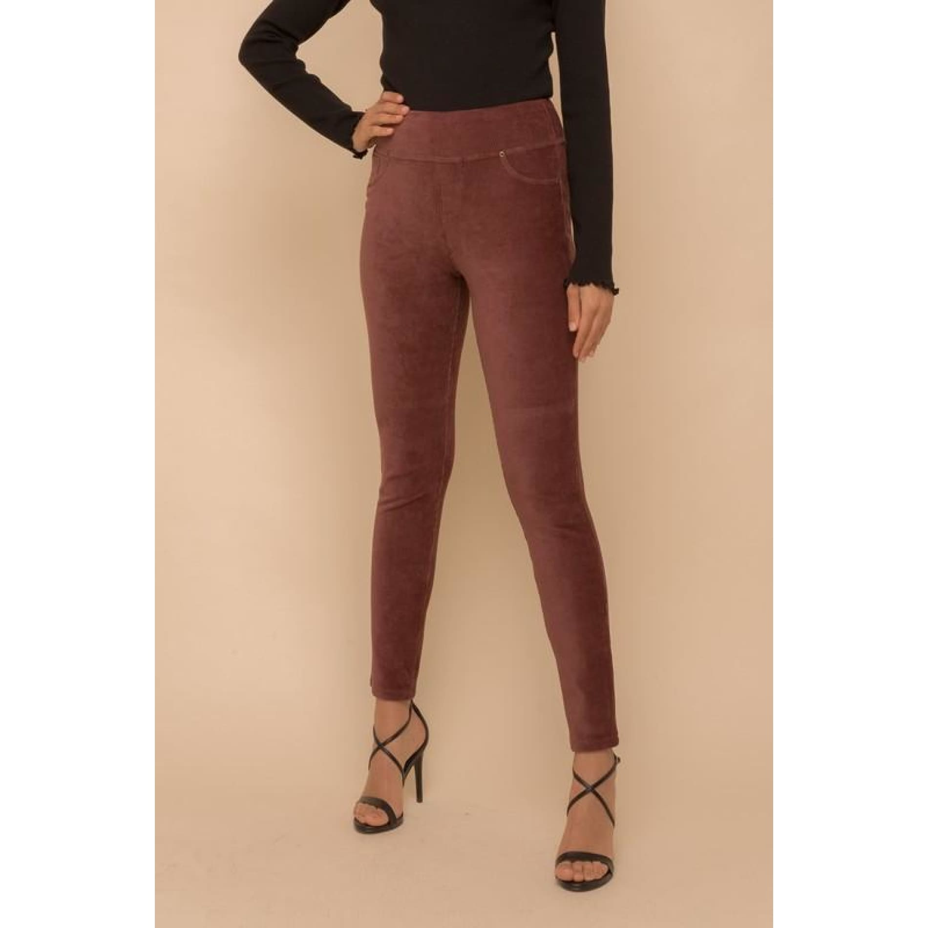 Meet Me at the Orchard Leggings - Bottoms