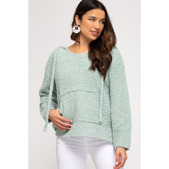 Mint to Be Sweater - Sweater