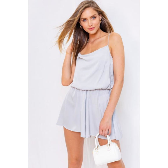 Night on the Town Romper - Romper