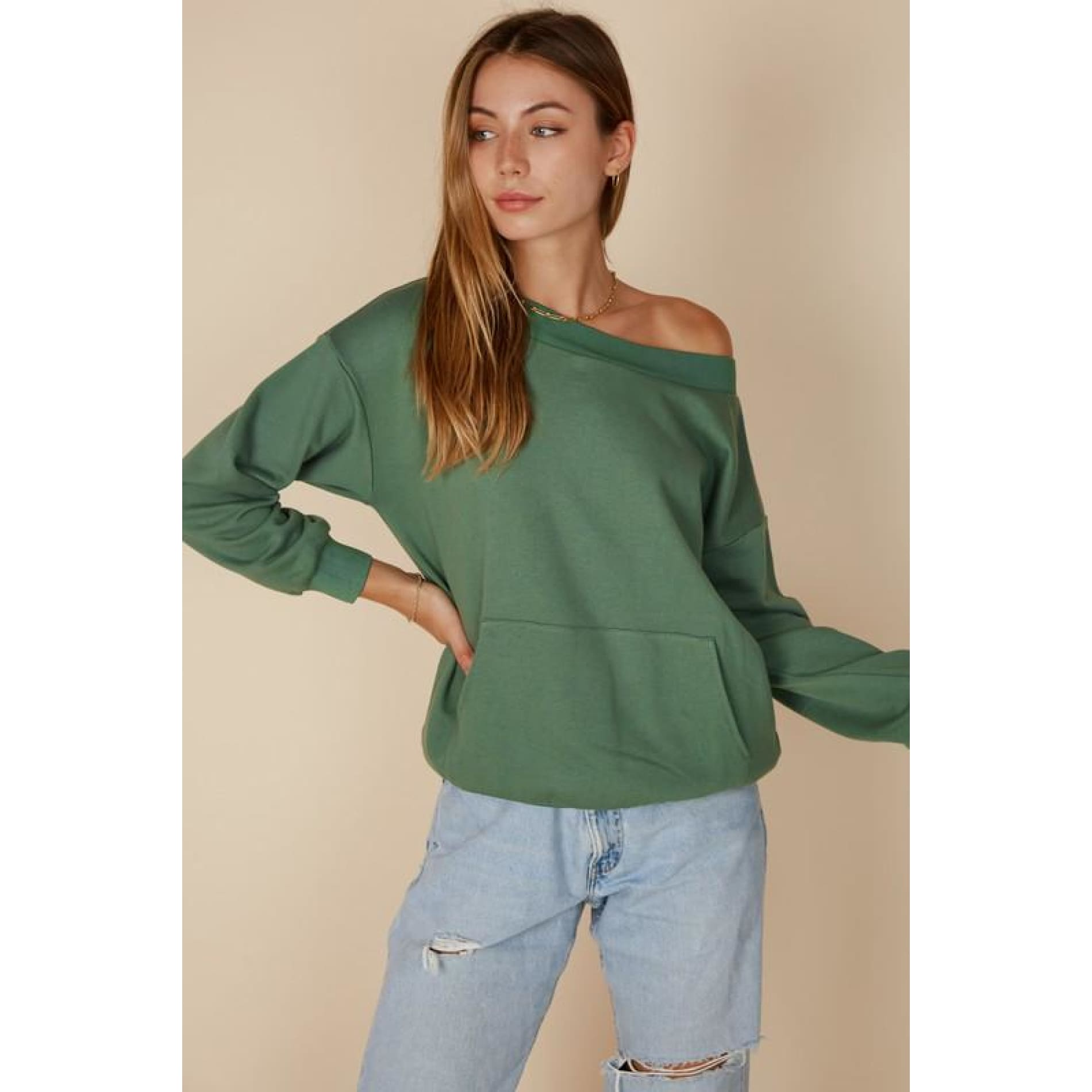 Poison Ivy Sweatshirt - Sweater