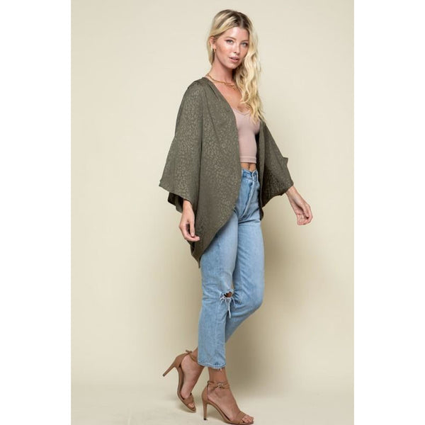 September Breeze Kimono - top