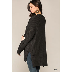 Snug as a Bug Cardigan - Sweater