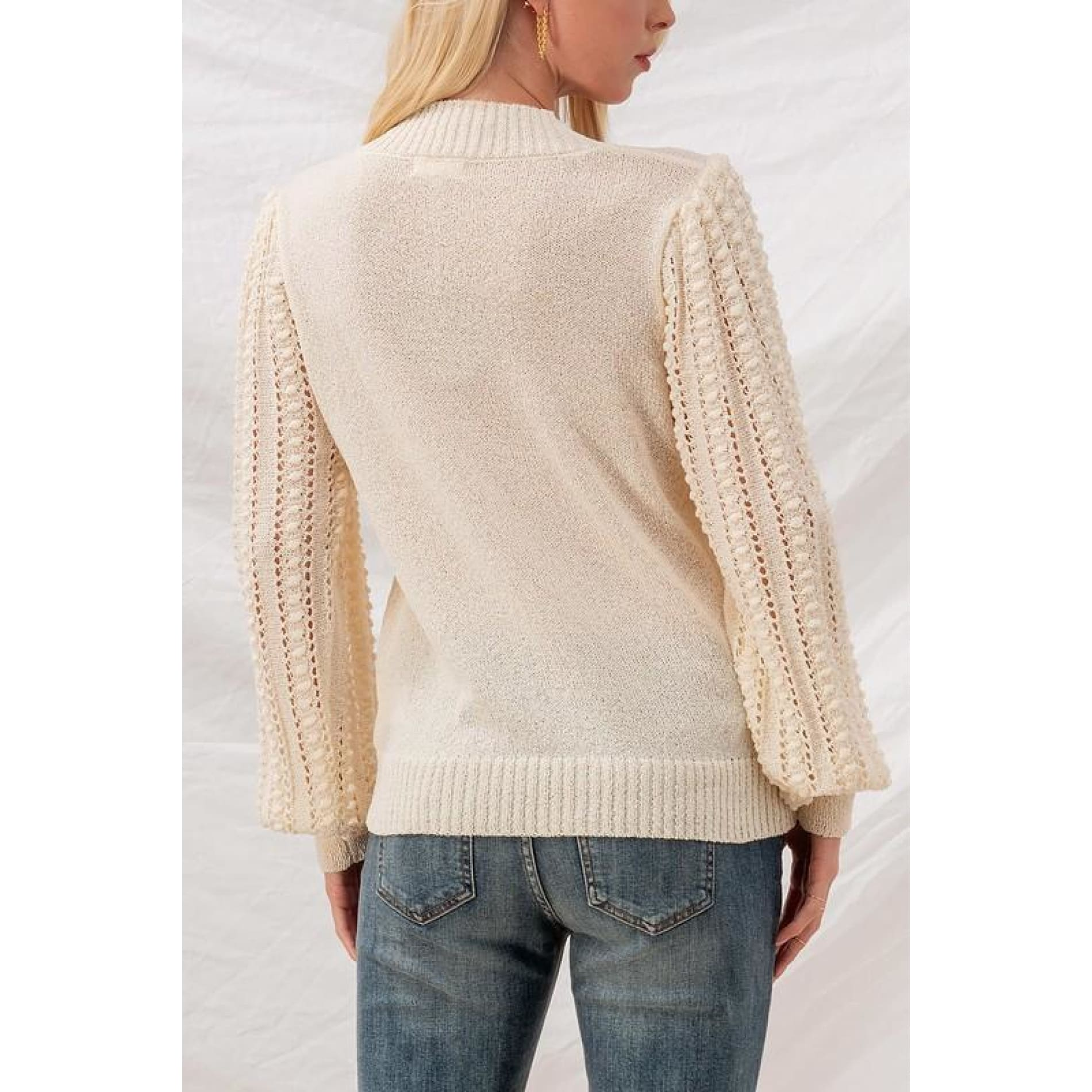 Sweet Pea Sweater - Sweaters