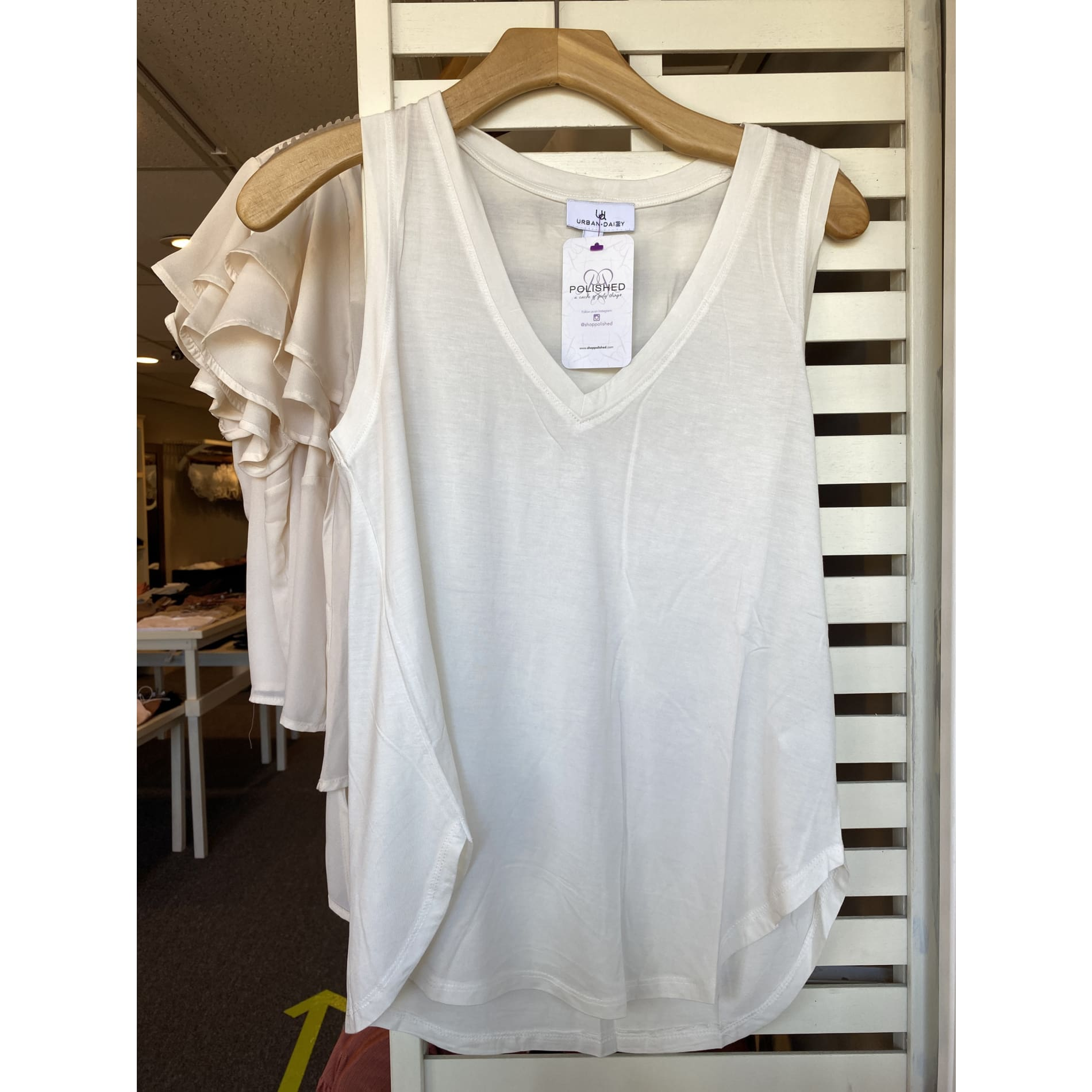 The Shauna Tank - Top