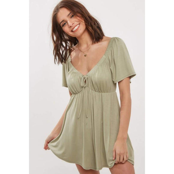 Weekend Date Romper - Romper