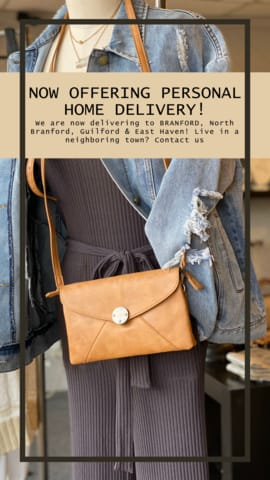 home delivery to neighboring towns