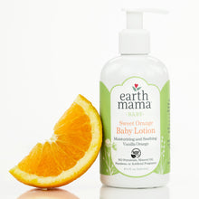 Load image into Gallery viewer, Sweet Orange Baby Lotion (8 fl oz)