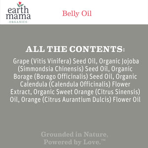Belly Oil (4 fl oz)