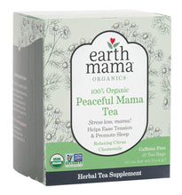 Load image into Gallery viewer, Peaceful Mama Tea (16 bags)