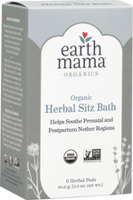Load image into Gallery viewer, Herbal Sitz Bath (6 herbal pads)