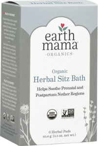 Herbal Sitz Bath (6 herbal pads)