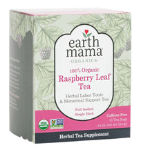 Load image into Gallery viewer, Raspberry Leaf Tea (16 bags)