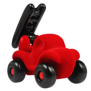 "Red Fireman Rubba Engine (11"")"