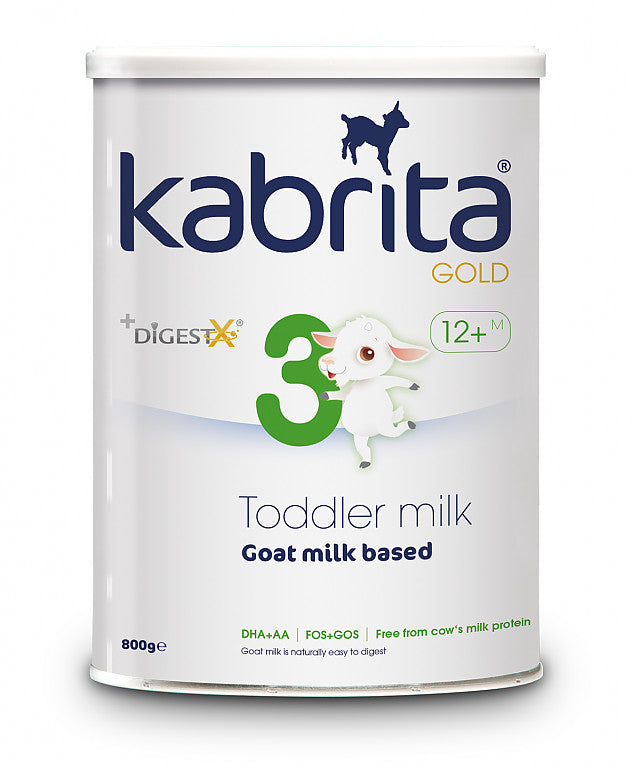 Gold: Stage 3 - Toddler Goat Milk (800g)