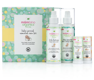 Baby Arrival Essential Care Kit (4 pcs)