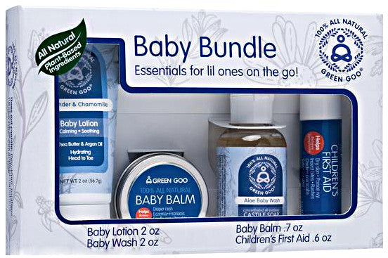 Baby Bundle Gift Set (4 pcs)