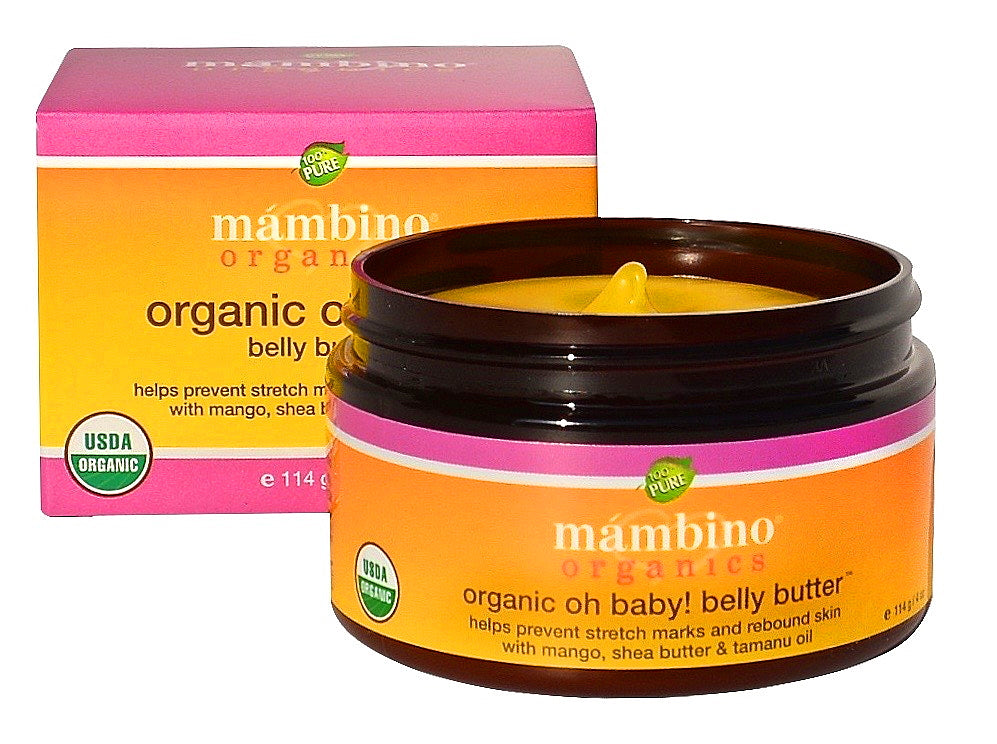 Oh Baby! Belly Butter (2 oz)
