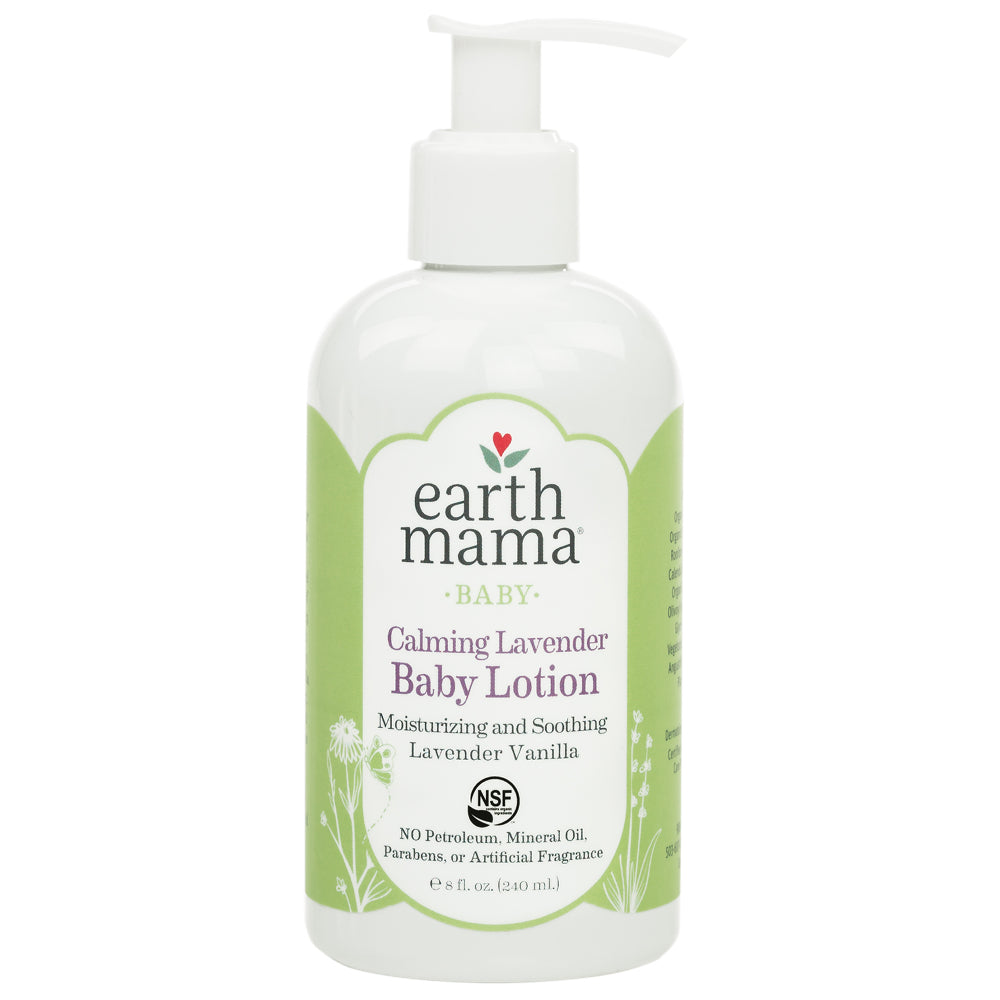 Calming Lavender Baby Lotion (8 fl oz)
