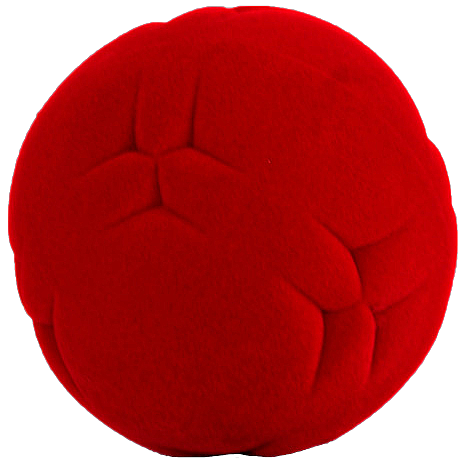 Red Lunar Module Ball  (4