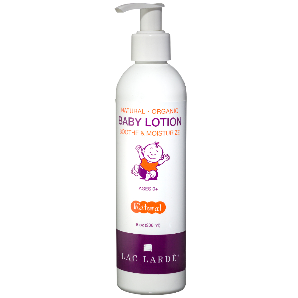 Baby Lotion - Natural (8 fl oz)