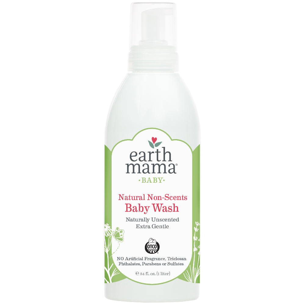 Natural Non-Scents Baby Wash (1 liter)