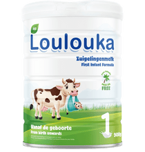 Load image into Gallery viewer, Loulouka Stage 1 Organic (Bio) Infant Milk Formula (900g)