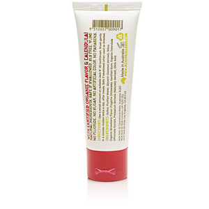 Strawberry Natural Calendula Toothpaste (1.76 oz)