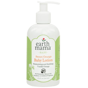 Sweet Orange Baby Lotion (8 fl oz)