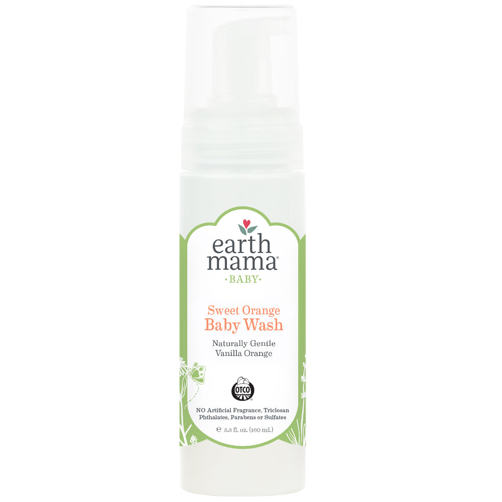 Sweet Orange Baby Wash (5.3 fl oz)