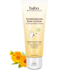 Moisturizing Baby Lotion - Sensitive & Dry Skin (8 fl oz)