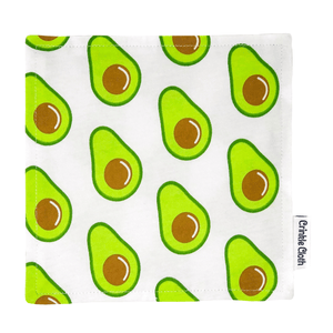"3-Pack Tropical Fruit Patterns (6"")"