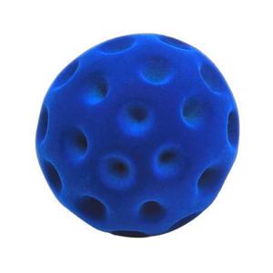 "Blue Golf Ball (4"")"