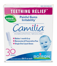 Load image into Gallery viewer, Teething Relief Homeopathic Medicine - 30 Doses (30 x 0.34 fl oz)