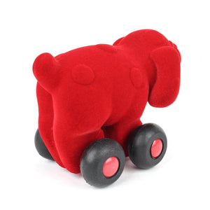 "Aniwheelies Red Dog (4"")"