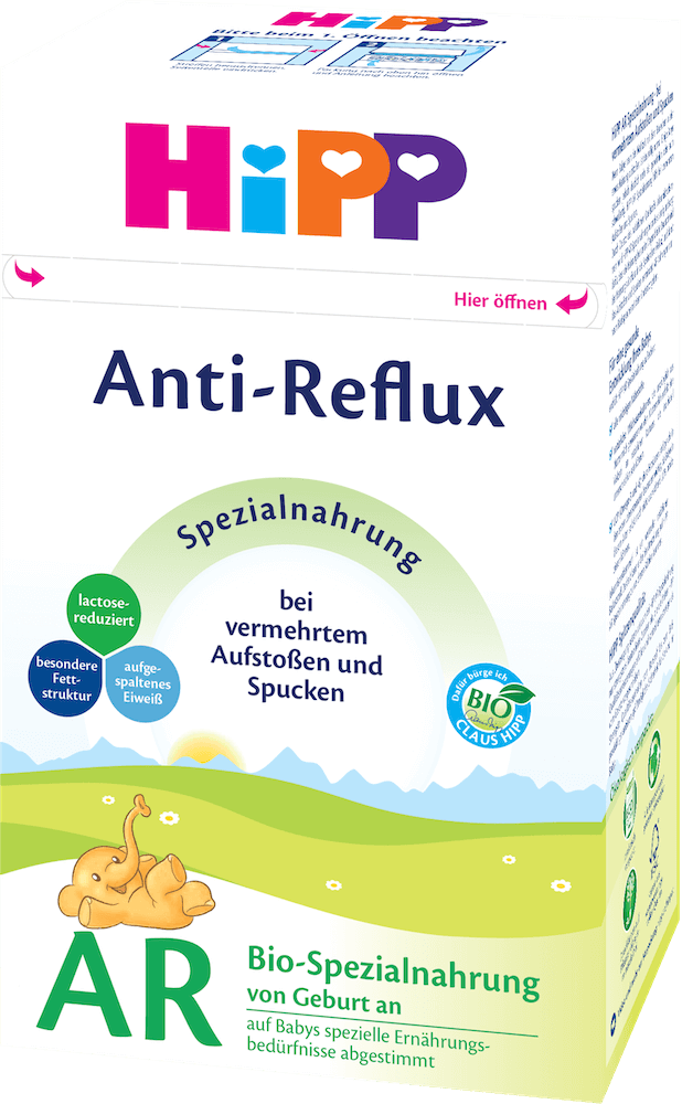 Anti-Reflux Special Milk All Stages Formula (500g)