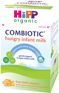 Combiotic Hungry Infant Milk Formula (800g) - UK Version