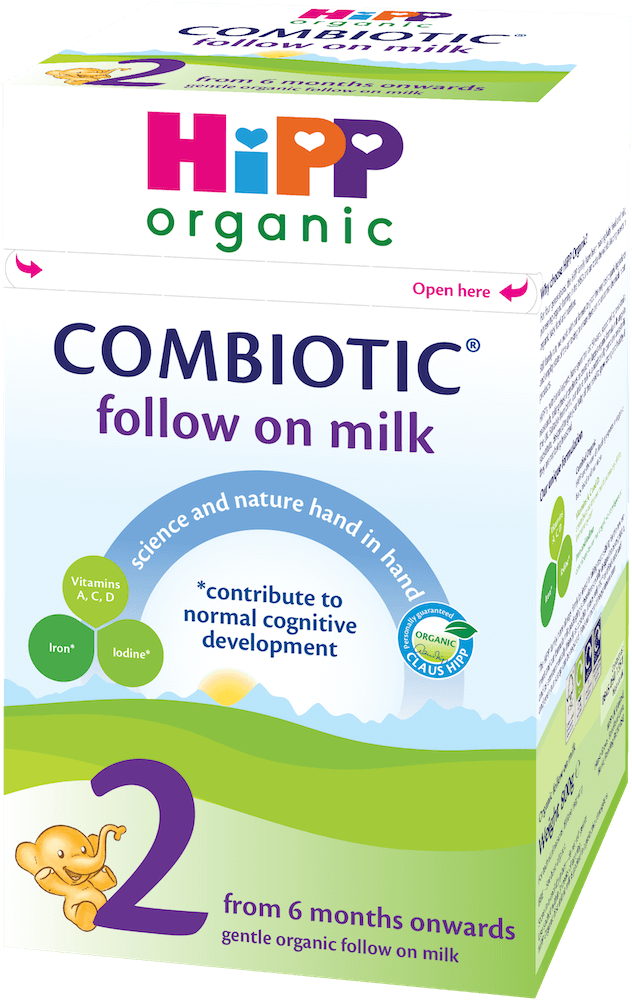 Stage 2 Combiotic Follow-on Infant Milk Formula (800g) - UK Version