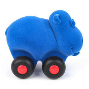 "Aniwheelies Blue Hippo (3.5"")"