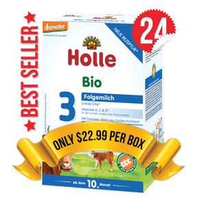 24 Boxes of Holle Stage 3 (600g)