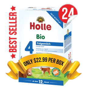 24 Boxes of Holle Stage 4 (600g)