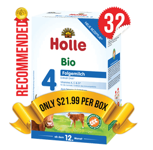 32 Boxes of Holle Stage 4 (600g)