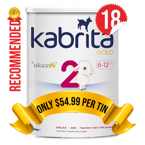 18 Tins of Kabrita Stage 2 (800g)