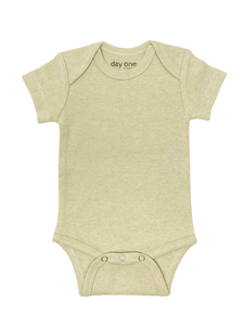 The Primitive Set: 4 Pack of Short-Sleeved Bodysuits
