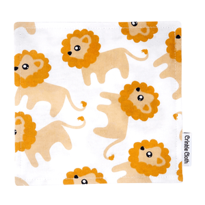 "3-Pack Safari Animal Patterns (6"")"