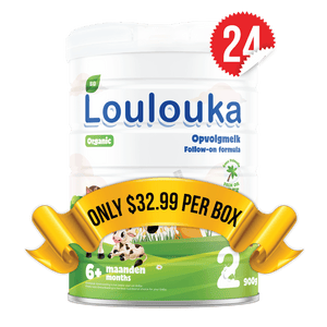 24 Tins of Loulouka Stage 2 (900g)